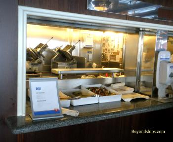 Carnival Glory cruise ship buffet