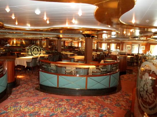 Florentine Dining Room: Cruise Crazies: Which Cruise Ship To Choose?