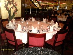 Carnival Glory Golden Restaurant