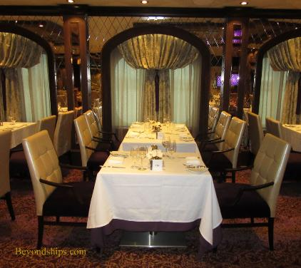 Quantum Of The Seas Photo Tour And Commentary Dining