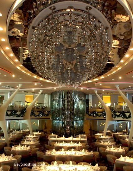 Celebrity Eclipse Dining Options - YouTube