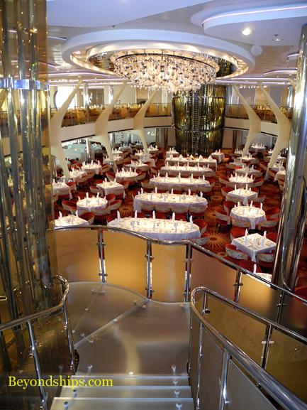 Celebrity summit dining guide