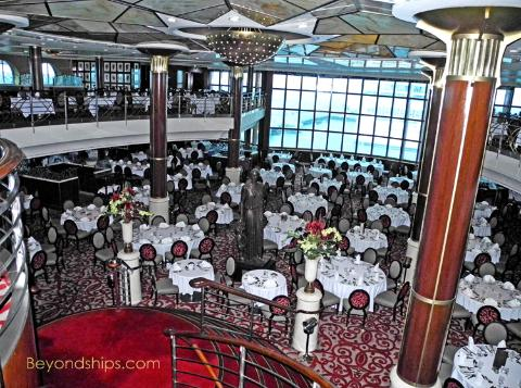 Celebrity cruises specialty restaurants