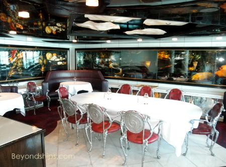 Holland America Zuiderdam Pinnacle Grill Review - Pinnacle grill