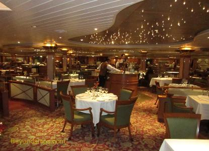 Coral Princess Photo Tour Dining