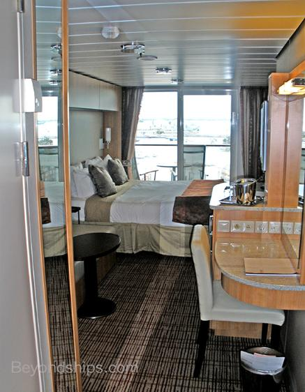 Celebrity solstice photo tour and cruise ship guide page 7 for Alaska cruise balcony room