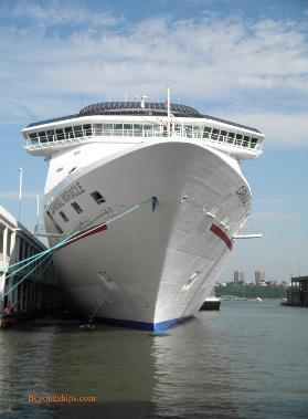 cruise ship essay Cruise ship a cruise ship or cruise liner is a (usually very large) passenger ship used for pleasure voyages, where the voyage itself and the ship 's amenities are part of the experience, as well as the different destinations along the way.