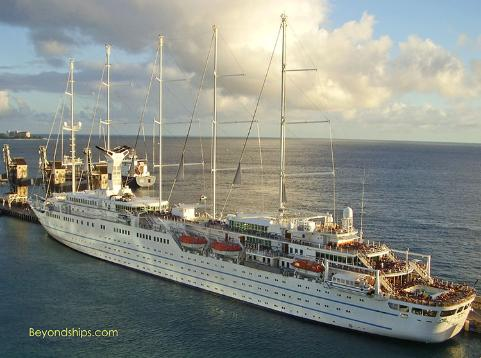 cruise ship Club Med 2