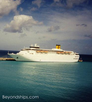 cruise ship Costa Classica