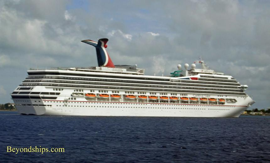 Carnival Valor Profile Page And Guide