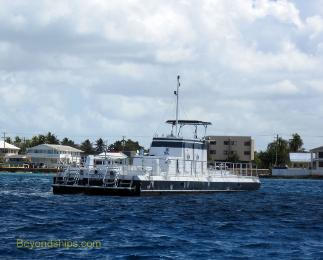 Semi-submersible, Grand Cayman