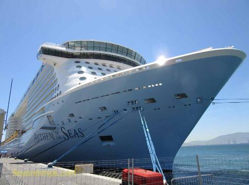 Anthem of the Seas, cruise ship