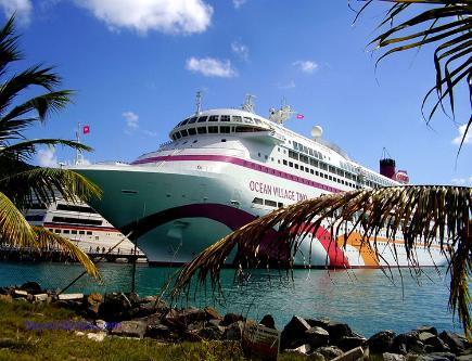 cruise ship Pacific Jewel