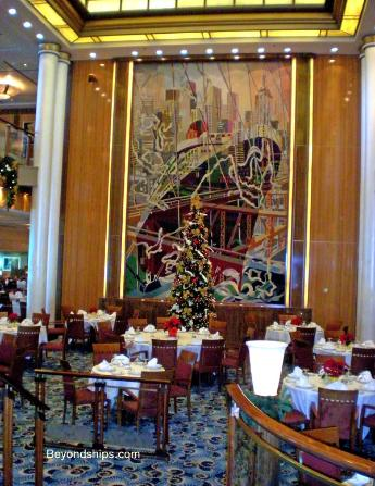 Britannia Restaurant, Queen Mary 2
