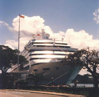cruise ship Superstar Aquarius