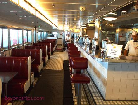 Explorer of the Seas, Johnny Rockets