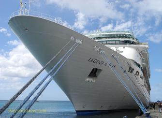 Legend of the Seas cruise ship