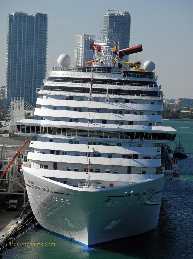 Carnival Breeze Profile Page And Guide