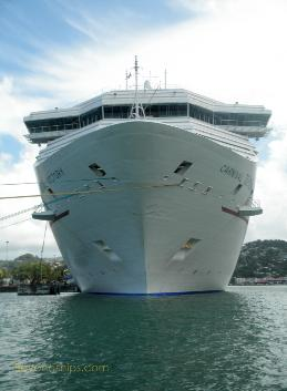 Carnival Victory Profile Page