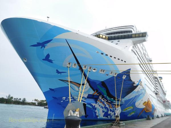 Norwegian Escape cruise ship