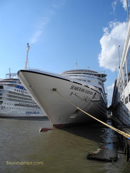 Seabourn Sojourn Profile Page