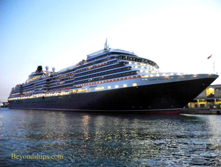 Queen Victoria Photo Essay In The Med