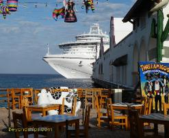 Cruise photo - Crown Princess at Cozumel