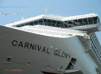 Cruise ship Carnival Glory