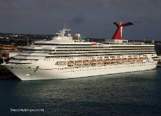 Photo of cruise ship Carnival Destiny