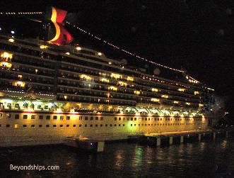 Carnival Legend Profile Page and Guide