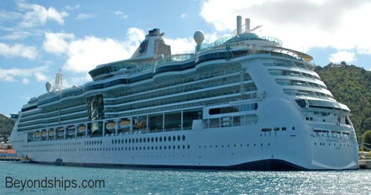 Photo of cruise ship Serenade of the Seas Royal Caribbean