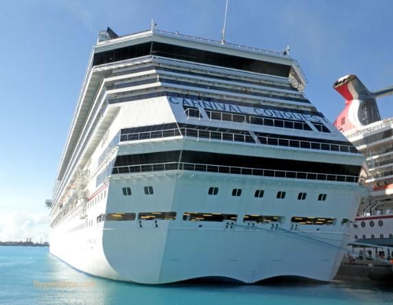 Carnival Conquest cruise ship