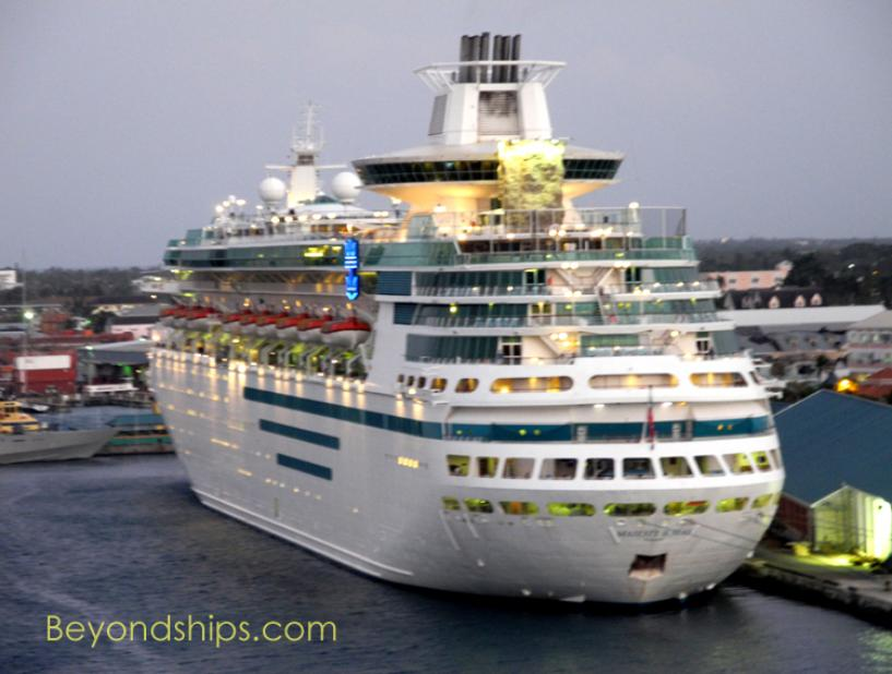 Photo of cruise ship Majesty of the Seas, Royal Caribbean