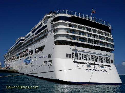 Norwegian Star Cruise Ship Profile