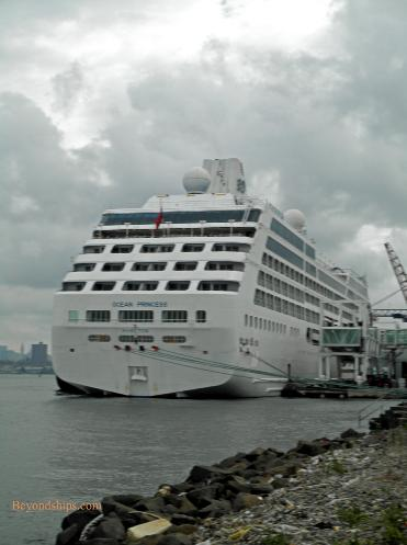 Cruise photo - Ocean Princess of Princess Cruises