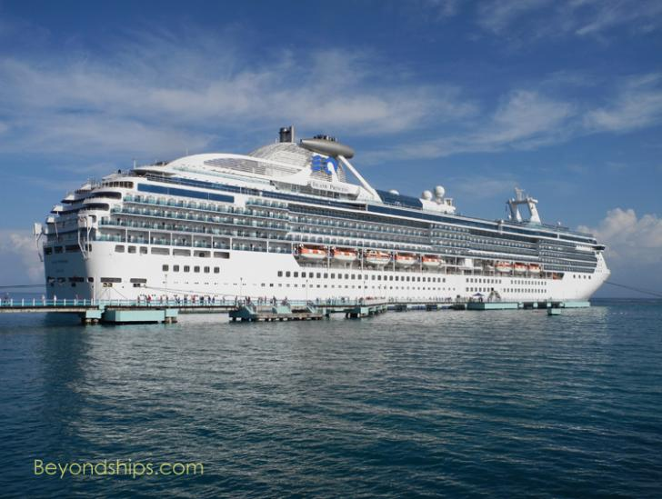Island Princess Cruise Ship Profile And Guide