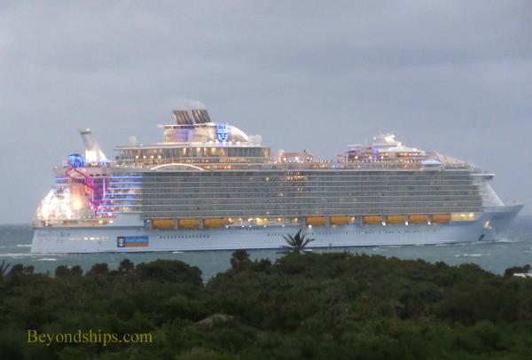Harmony Of The Seas Profile Page And Guide - Harmony cruise