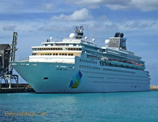 cruise ship Island Star