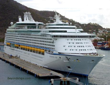 Photo of Royal Caribbean cruise ship Adventure of the Seas