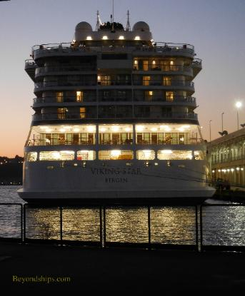 Cruise ship Viking Star