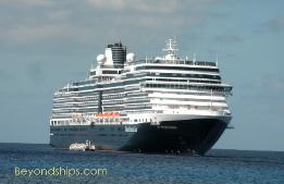 Nieuw Amsterdam Photo Tour And Commentary Page - Holland new amsterdam cruise ship