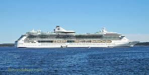 brilliance of the seas   photo tour and commentary