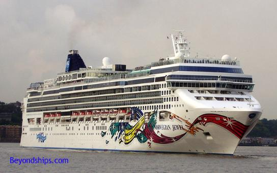 Norwegian Jewel Cruise Ship Profile