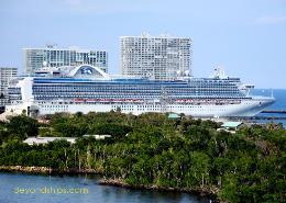 Cruise photo - Crown Princess of Princess Cruises